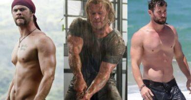 chris hemsworth steroids