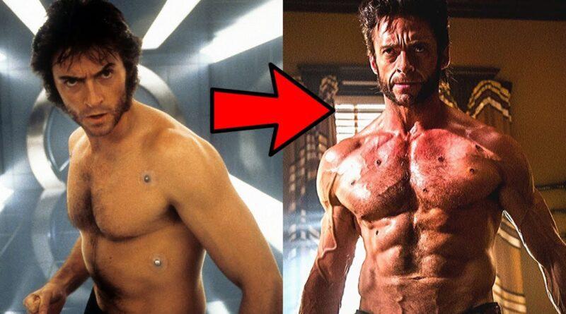 hugh jackman steroids