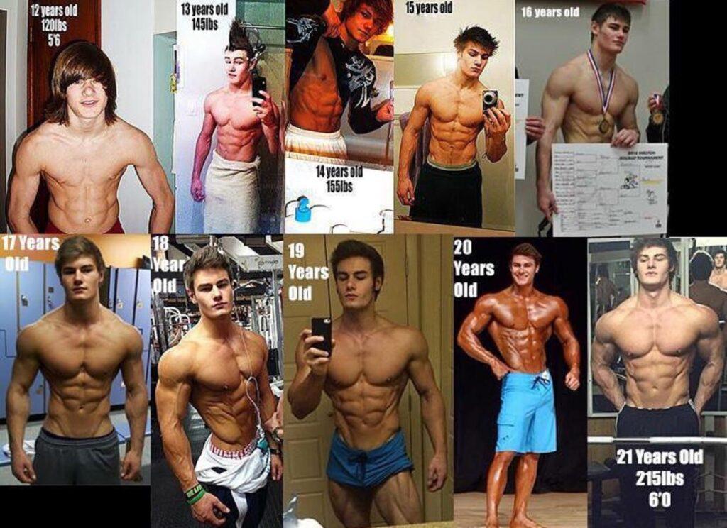 jeff seid steroids