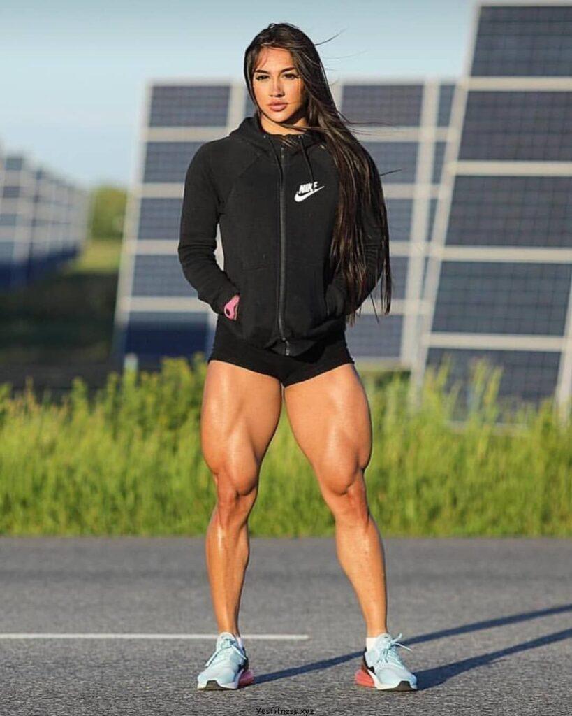 bakhar nabieva steroid legs